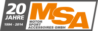 MSA Germany Logo